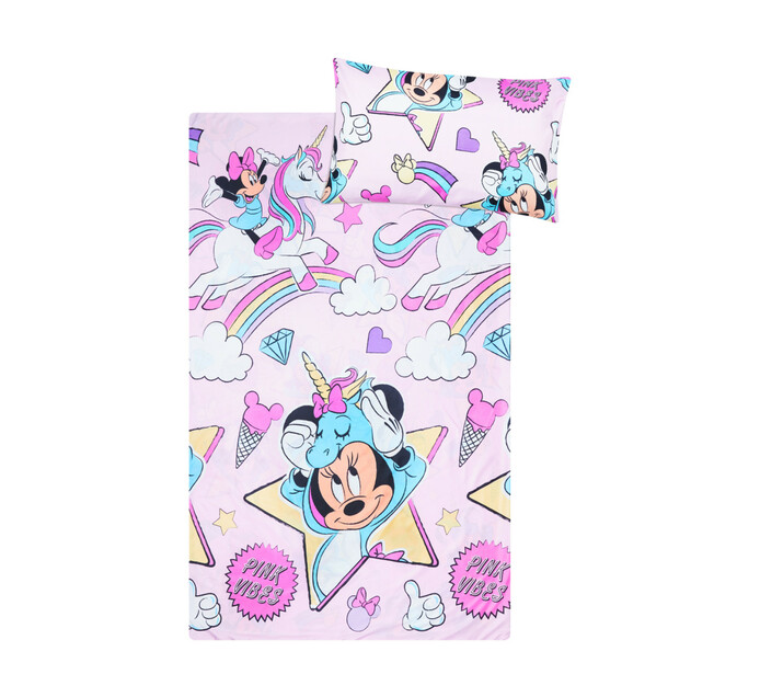 Character Single Duvet Cover Minnie