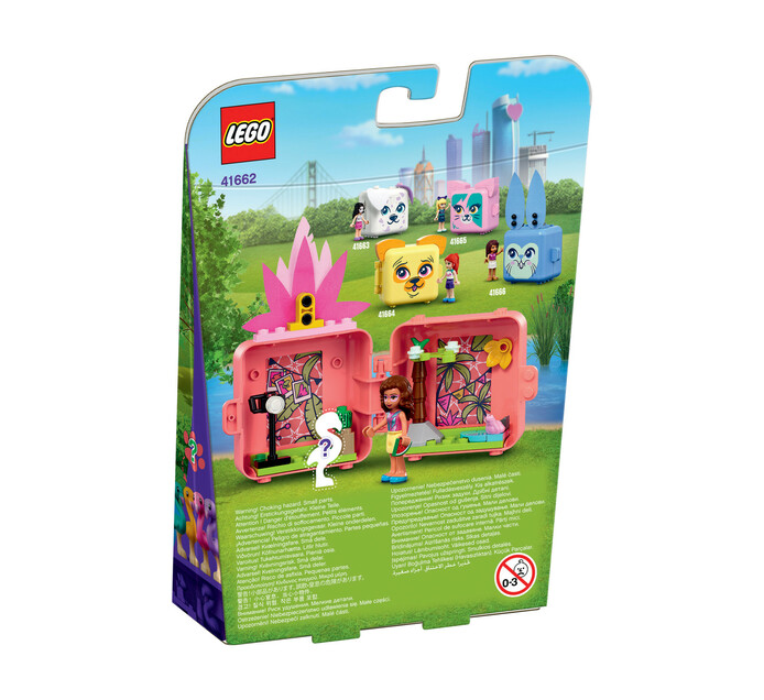 Lego Friends Olivia's Flamingo Cube