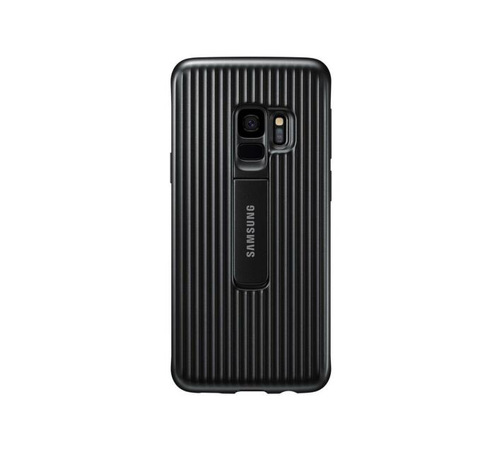 SAMSUNG GALAXY S9 PROTECTIVE STANDING COVER BLACK
