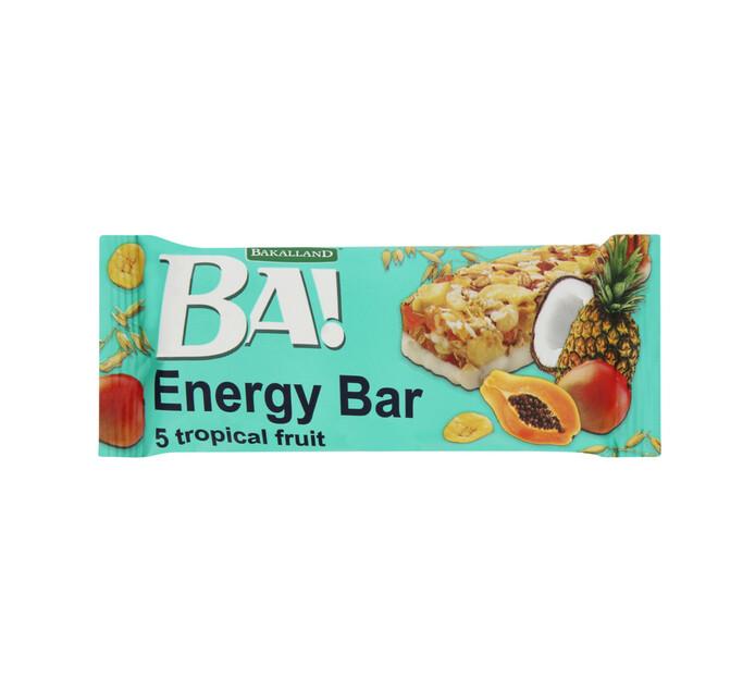 Bakalland Energy Bar Tropical (1 x 40g)