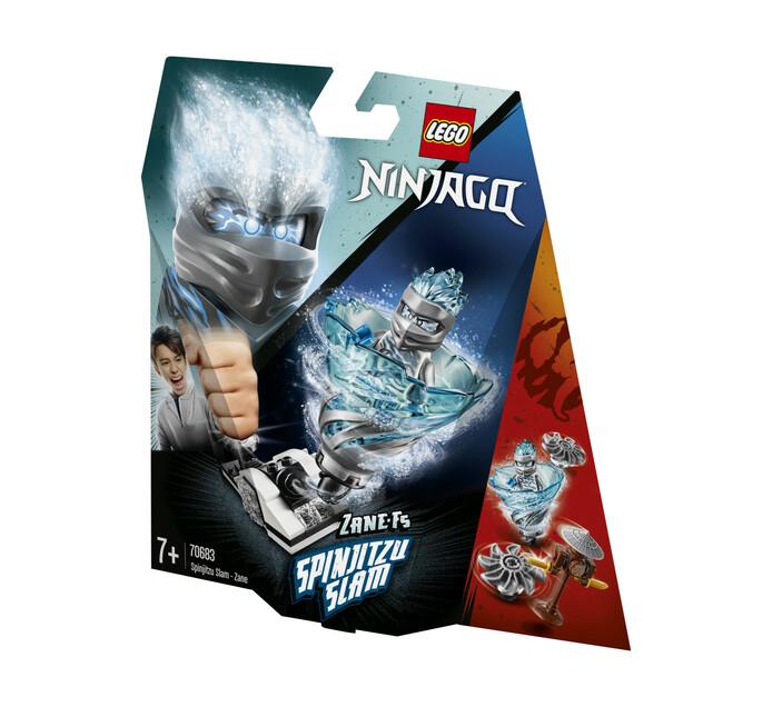 Lego Ninjago Spinjitzu Slam Zane