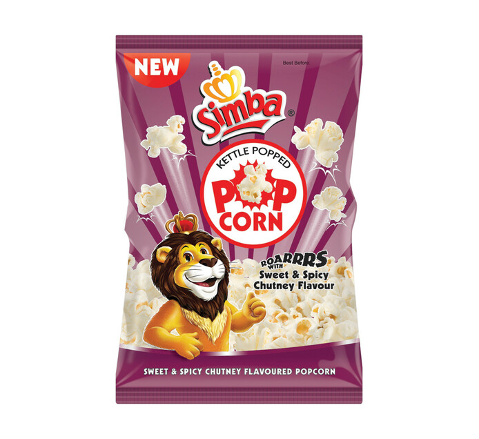 Simba Popcorn Sweet and Spicy (1 x 90g)
