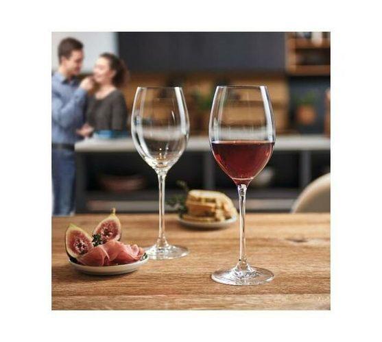 Leonardo Red Wine Goblet Glass Cheers 520 ml Set of 6