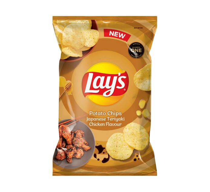 Lays Potato Chips Japanese Teriyaki Chick (1 X 120g)