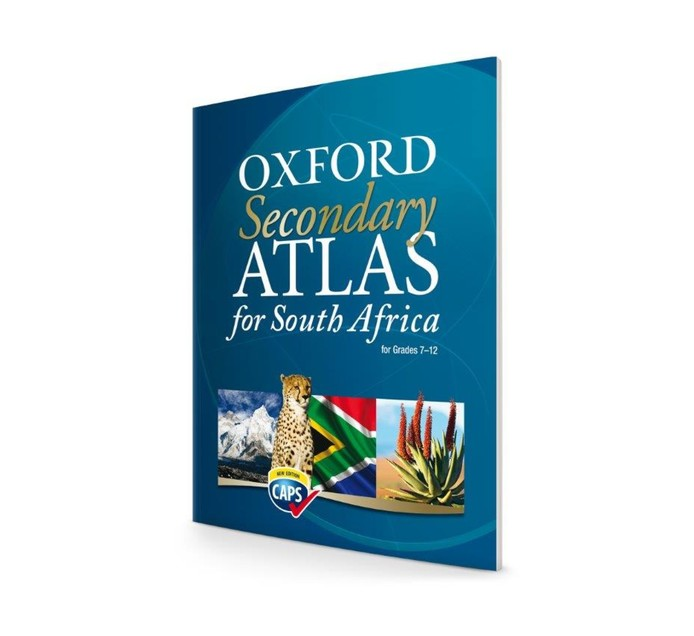 Oxford Secondary Atlas for South Africa