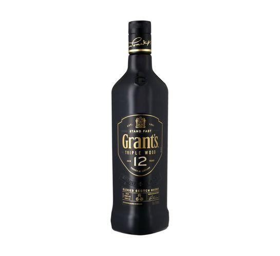 Grants 12 YO Whisky (1 x 750 ml)
