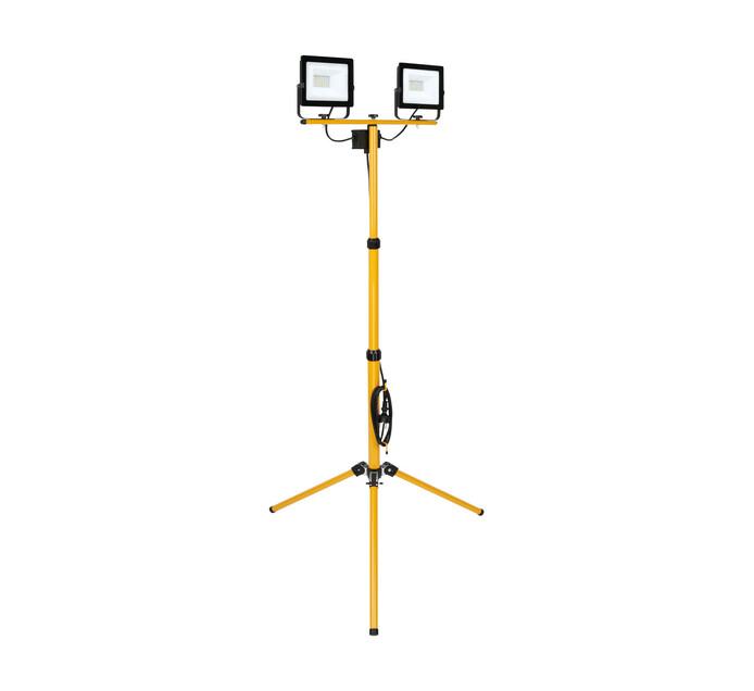 Eurolux 2 x 20 W LED Tripod Worklight