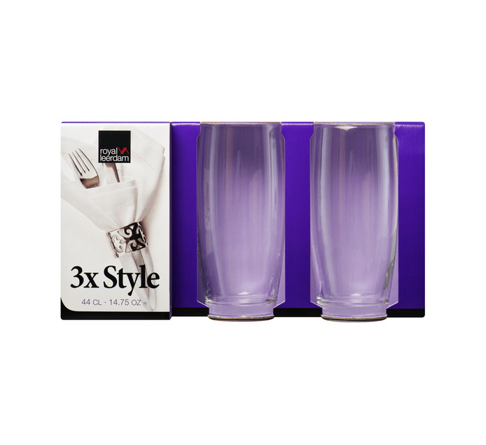 Royal Leerdam 3 Pack Style Hiball