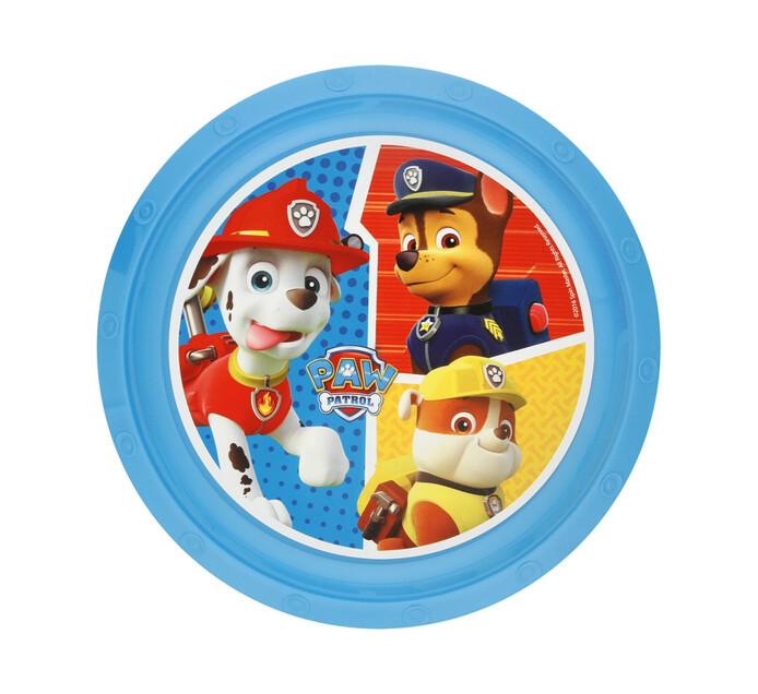 Disney Paw Patrol Plate