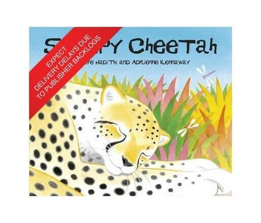 African Animal Tales: Sleepy Cheetah