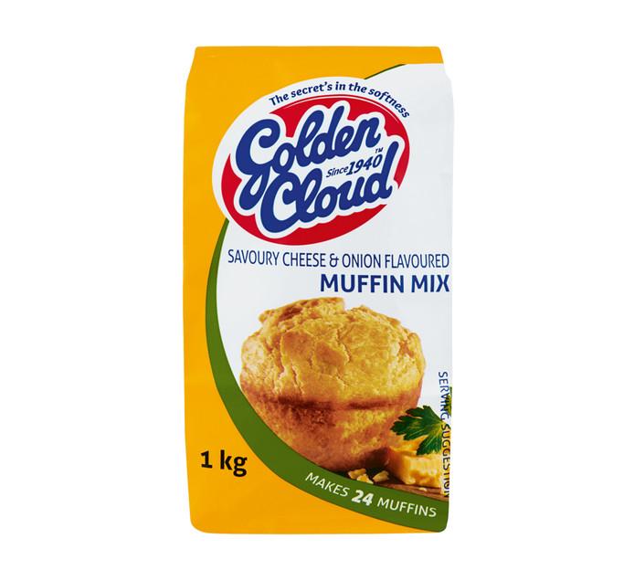 GOLDEN CLOUD Muffin Mix Savoury (1 x 1kg)