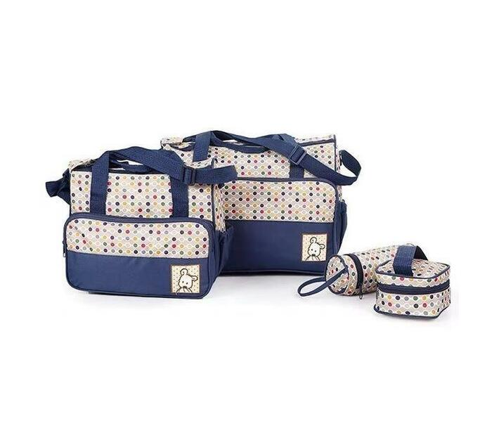 5 in 1 Baby Carrier Bag Set- Navy