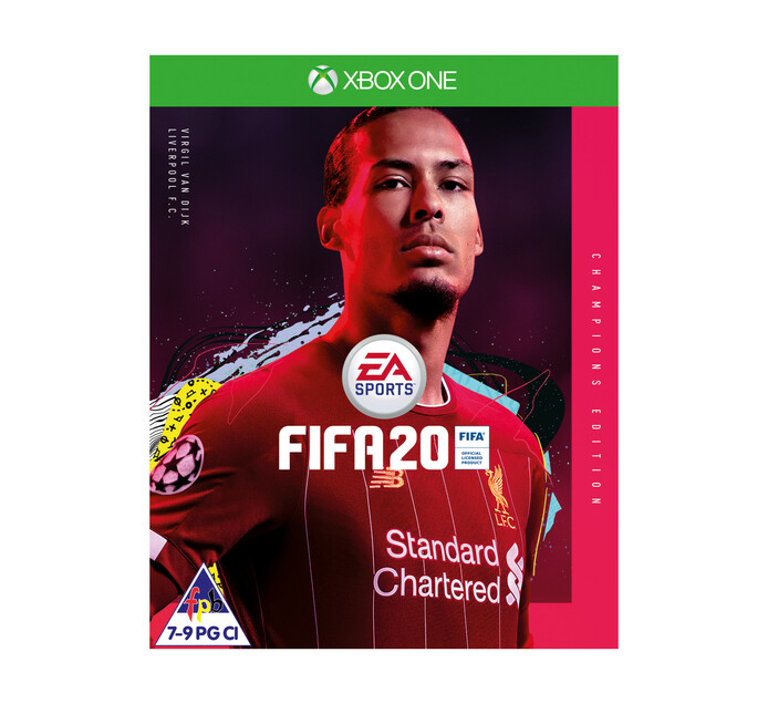 XBOX ONE FIFA 20 CHAMPIONS EDITION | Xbox Software | Xbox