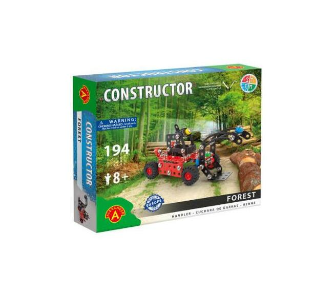 Constructor - Forest - Wood Mover