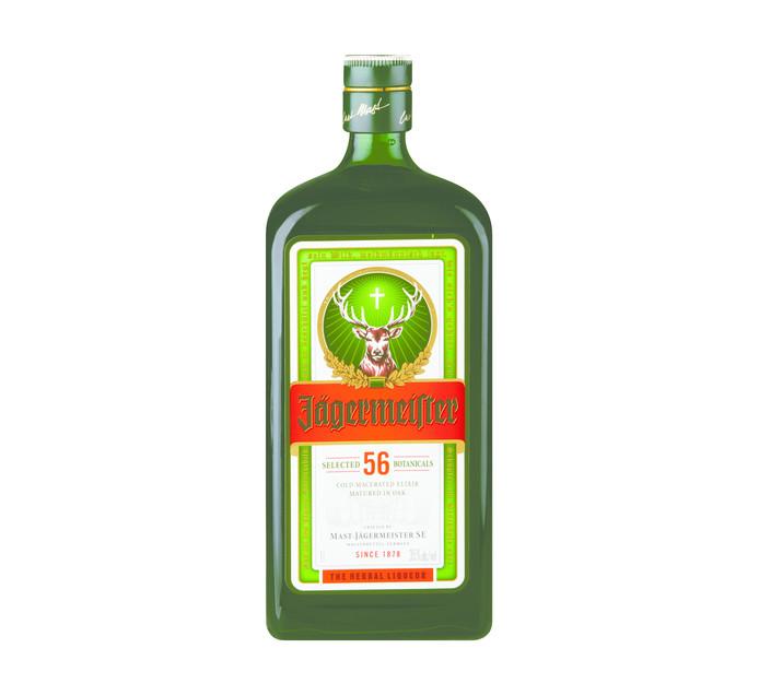 Jagermeister Herbal Liqueur (1 x 1 l)