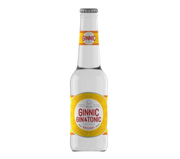 Ginnic - Original 24x275ml