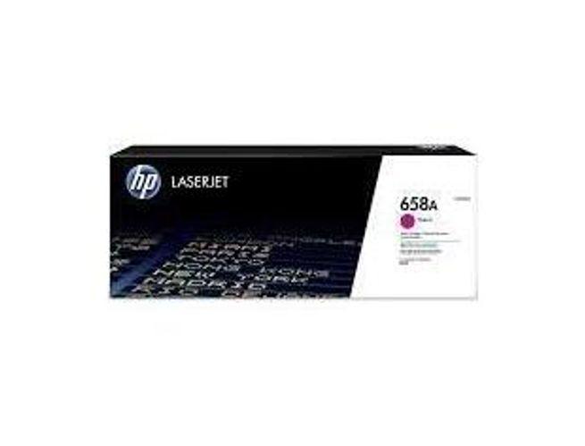 HP 658A - magenta - original - LaserJet - toner cartridge (W2003A)