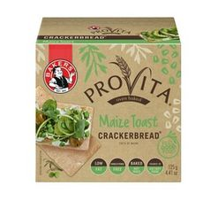 Bakers Crackerbread Savoury Biscuits All Variants (1 x 125g)