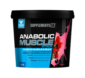 SSN 3.5 kg anabolic muscle stack