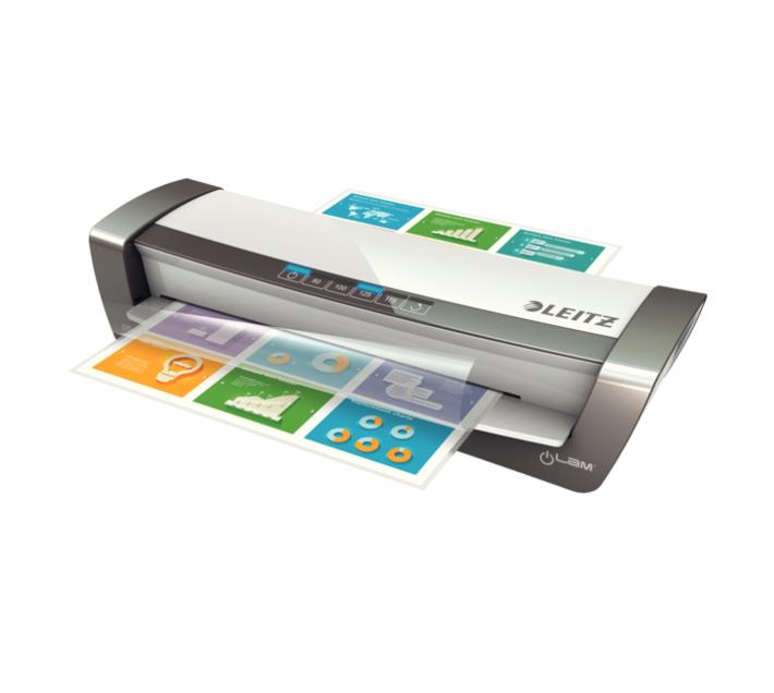 Leitz iLAM Office Pro A3 Laminator - Silver