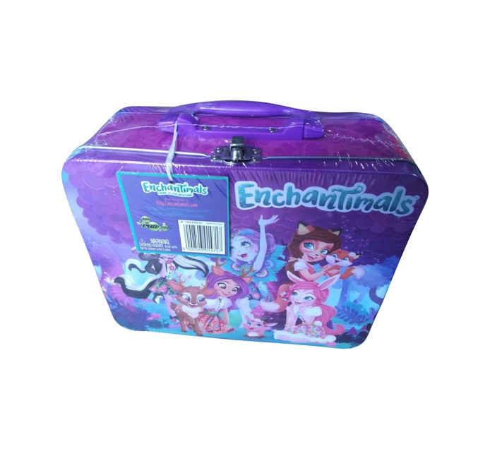 Enchantimals Puzzle In  a Tin