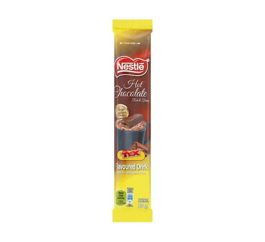 Nestle Hot Chocolate Tex (8 x 20g)