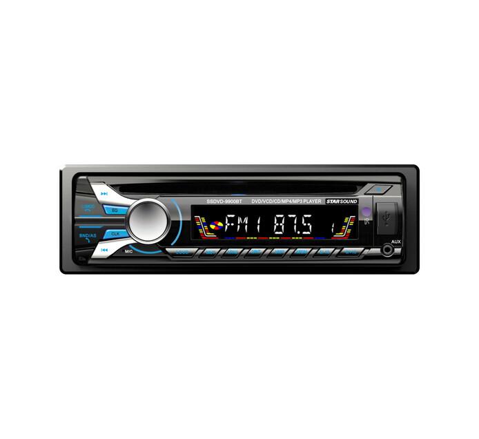 Starsound CD/DVD/Bluetooth Receiver