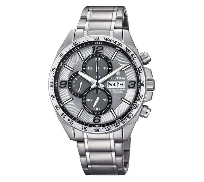 Festina Timeless Chronograph Analogue Men`s Wrist Watch - Timeless Chrono Collection