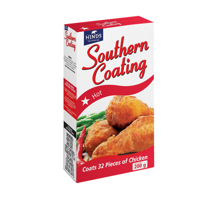 Hinds Southern Coating Hot (200g)
