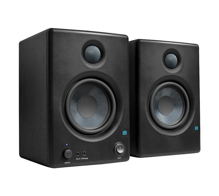 PreSonus Eris E4.5 4.5 inch Powered Studio Monitors