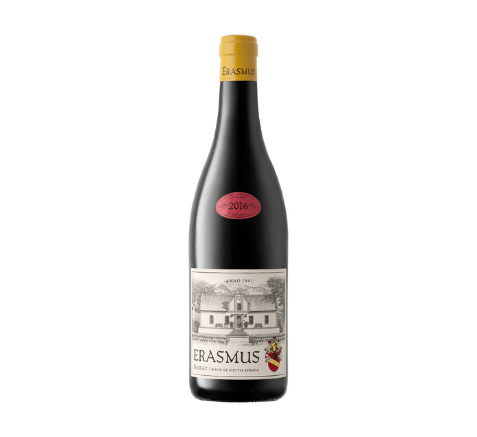 Erasmus Shiraz (1 x 750ml)