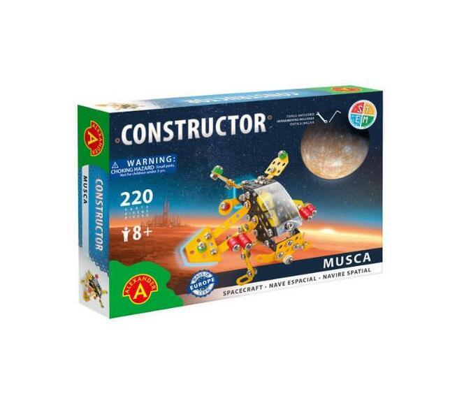 Constructor - Musca - Spacecraft