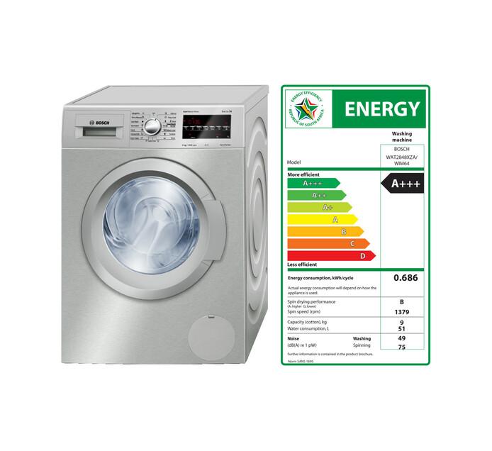 Bosch 9 kg Front Loader Washing Machine