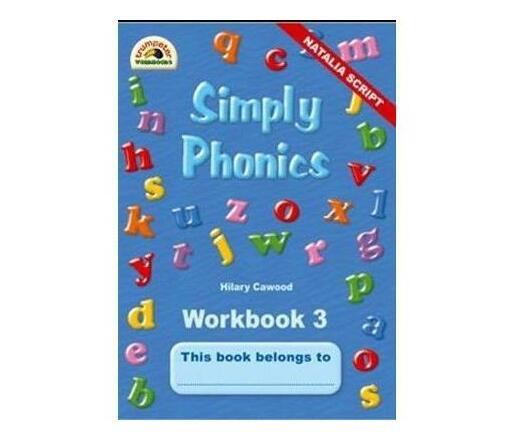 Simply Phonics : Workbook 3 : Grade 2