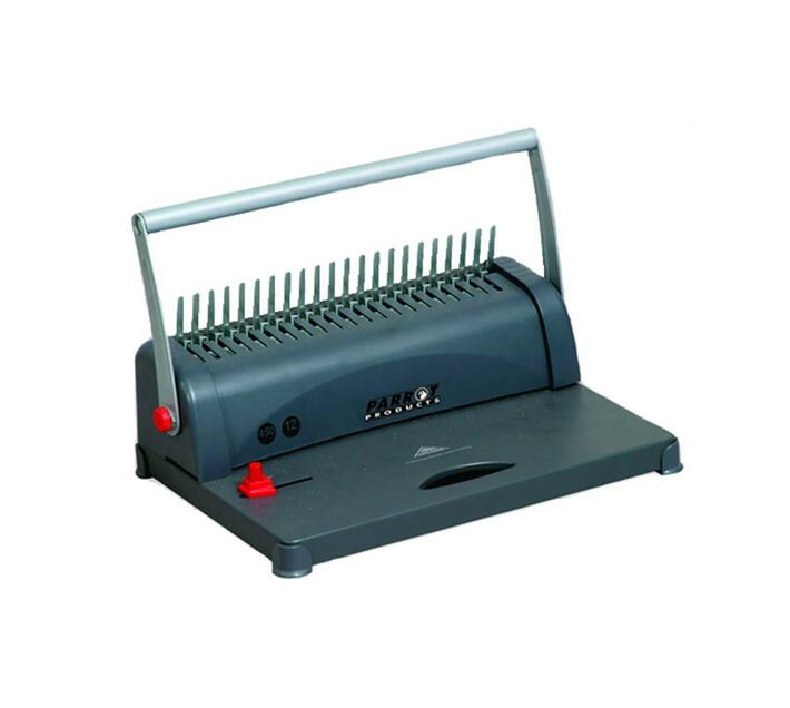 PARROT PRODUCTS Comb Binding Machine (450 Sheets, 20mm)