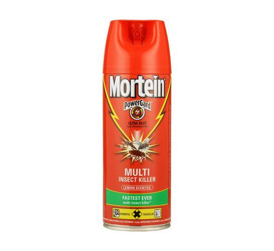 Mortein Insect Spray Ultra Lemon (12 x 300ml)