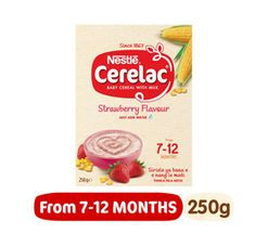 Nestle Cerelac Infant Cereal Strawberry (6 x 250g)