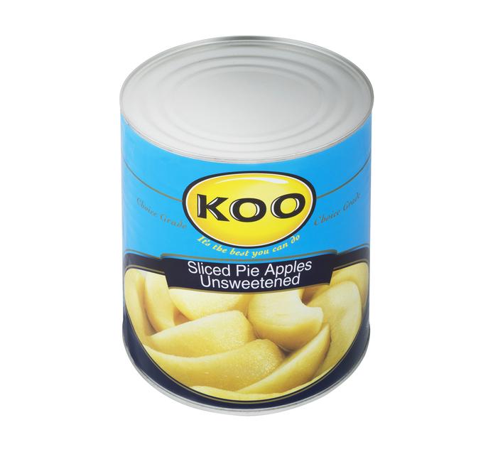 KOO Pie Apples (1  x 2.84kg)
