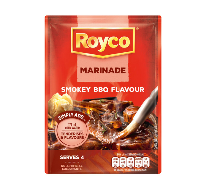 Royco Packet Marinade (All Variants) (12 x 40g)