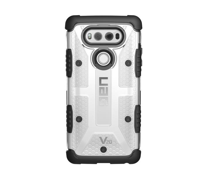 UAG Plasma Case - LG V20 (Clear)