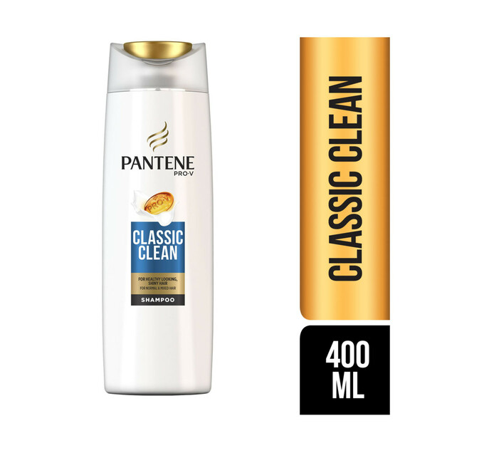Pantene Pro V Shampoo Nutrition & Shine (1 x 400ml)
