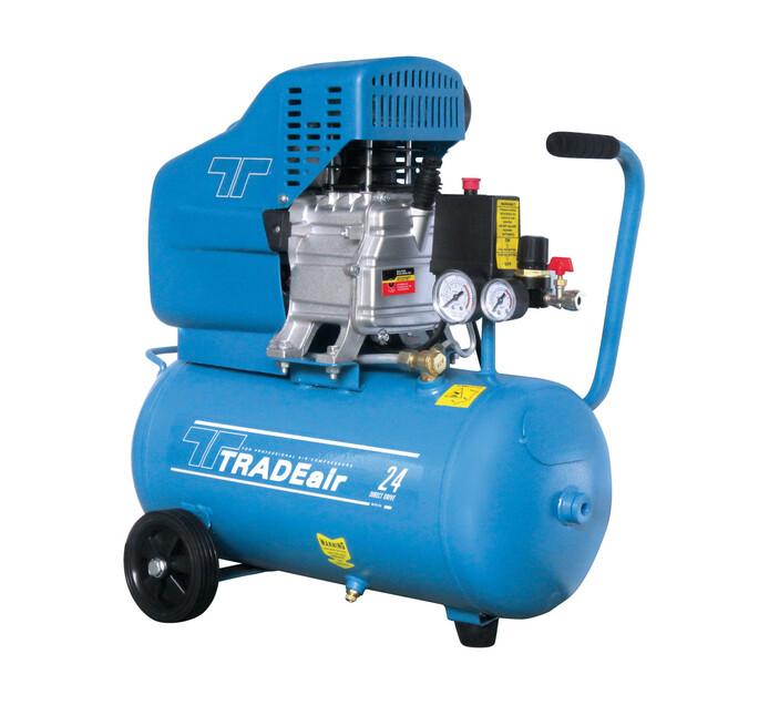 Tradeair 24 l 1.5 HP Direct Drive Compressor