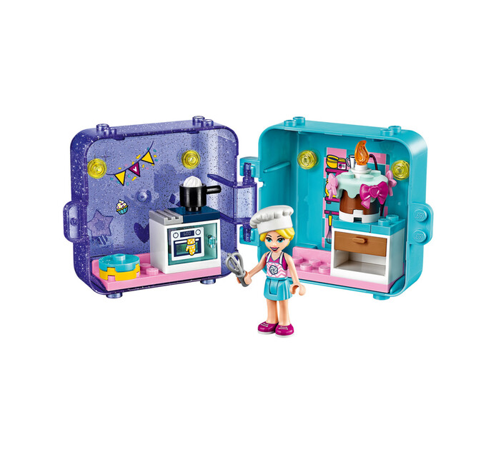 Lego Friends Stephanie's Play Cube