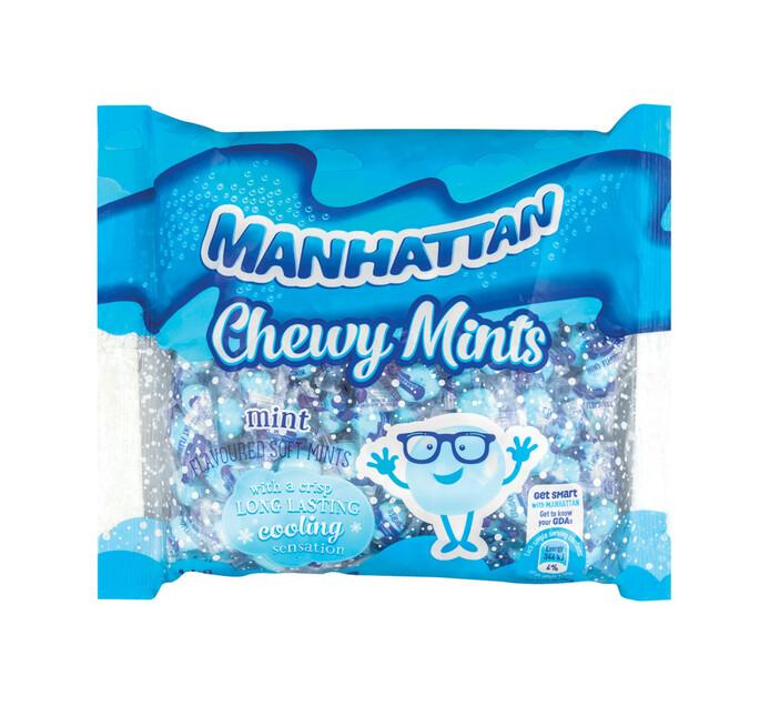 MANHATTAN CHEWY SOFT MINTS 1KG, MINT