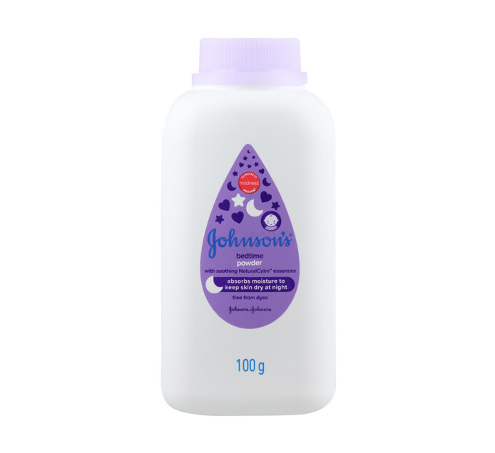 Johnsons Baby Powder Lavender & Camomil (1 x 100g)