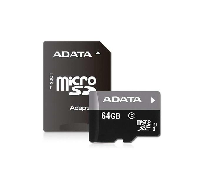 ADATA Premier Flash memory card 64 GB microSDXC