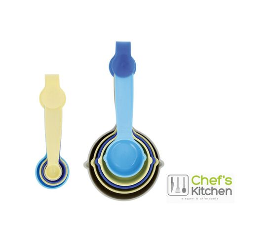 Ethnix Measuring cups and spoons