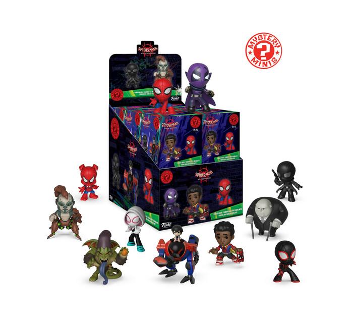 Funko Pop Mystery Mini: Spider Verse (12PK)