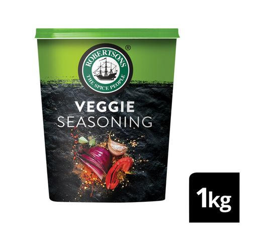Robertsons Seasoning Veggie (1 x 1kg)
