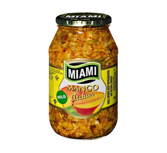 Miami Mango Achar Mild (1 x 780g)